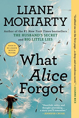 What Alice Forgot…by Liane Moriarty
