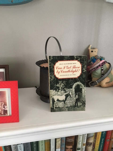 Rewind:Can I Get There by Candlelight by Jean Slaughter Doty
