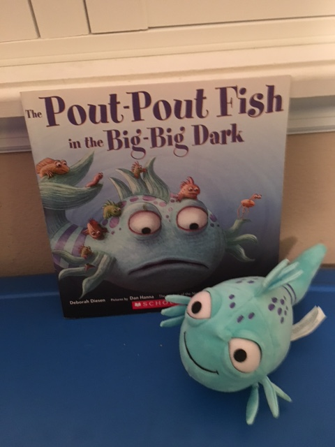 Children's Book Review: Pout-Pout Fish in the Big-Big Dark…byDeborah Diensen Pictures by Dan Hannah