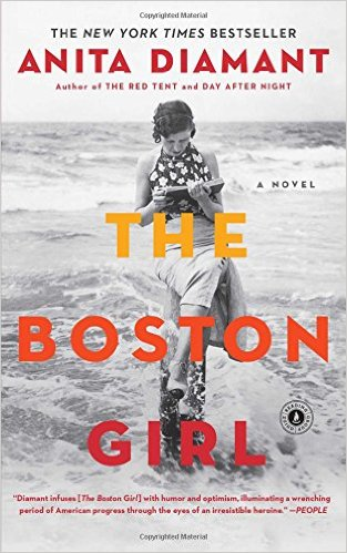 The Boston Girl…by Anita Diamant