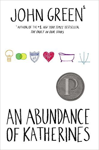An Abundance of Katherines…by John Green