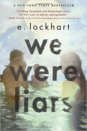 We Were Liars…by E.Lockhart