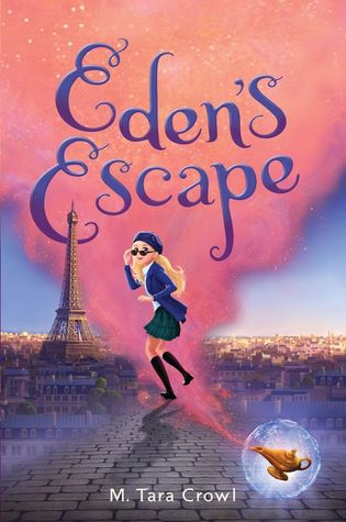 Eden's Escape…by M.Tara Crowl-Book Blitz