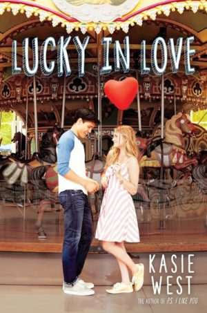 Lucky in Love…by Kasie West