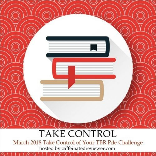 Take Control Challenge #TakeControlTBR