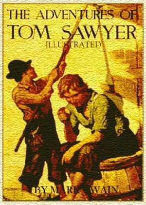 The Adventures of Tom Sawyer by Mark Twain, Guy Cardwell, John Seelye
