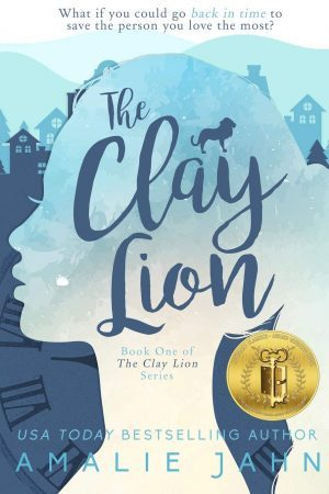 The Clay Lion…by Amalie Jahn