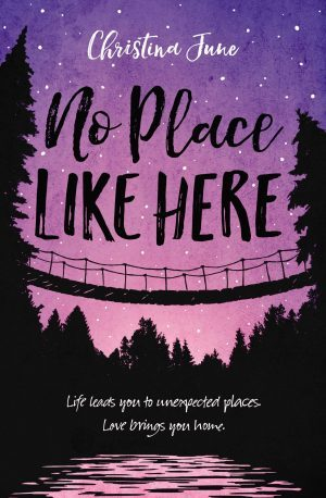 No Place Like Here…By Christina June #blogtour