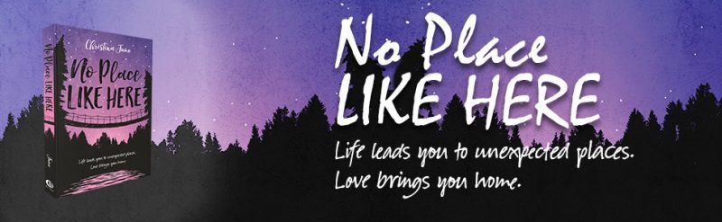 No Place Like Here...By Christina June #blogtour